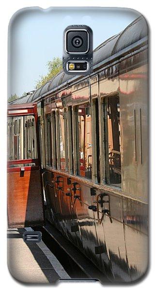 Train Transport Galaxy S5 Case