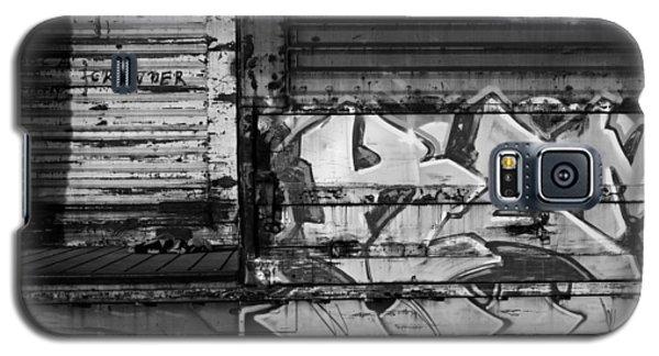 Trains 17 Galaxy S5 Case
