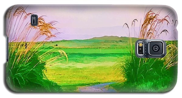 Tralee Ireland Water Color Effect Galaxy S5 Case