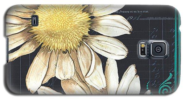 Daisy Galaxy S5 Case - Tranquil Daisy 1 by Debbie DeWitt