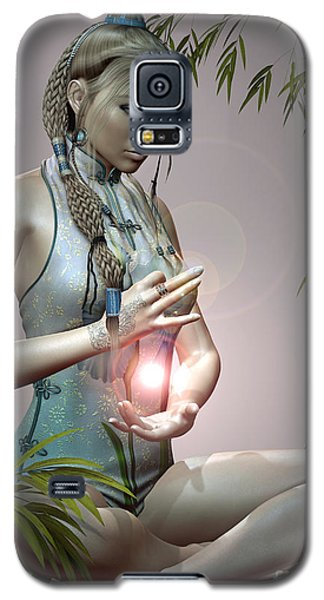 Tranquil Emotions Galaxy S5 Case