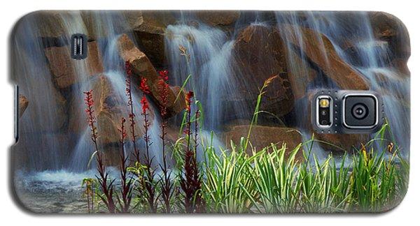 Tranquil Falls Galaxy S5 Case by Robert Pilkington