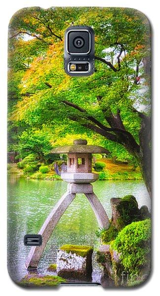 Tranquil Japanese Garden - Kenrokuen - Kanazawa - Japan Galaxy S5 Case