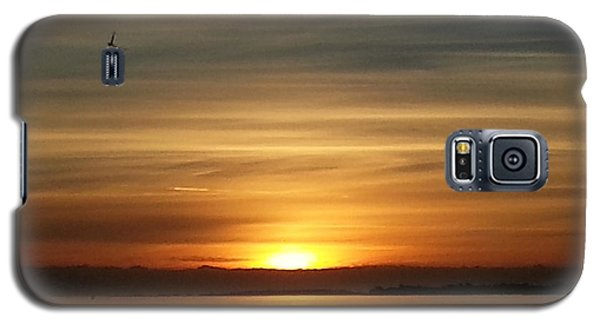 Galaxy S5 Case featuring the photograph Tranquil Morning View by Joetta Beauford