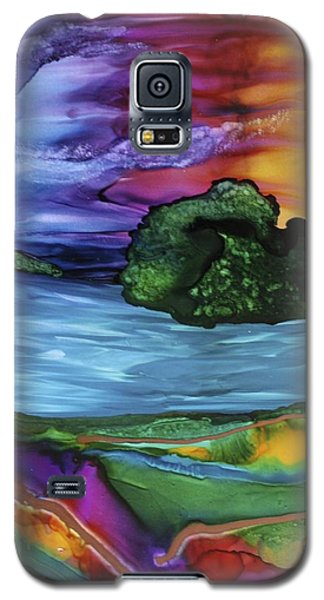 Tranquil Rising Galaxy S5 Case