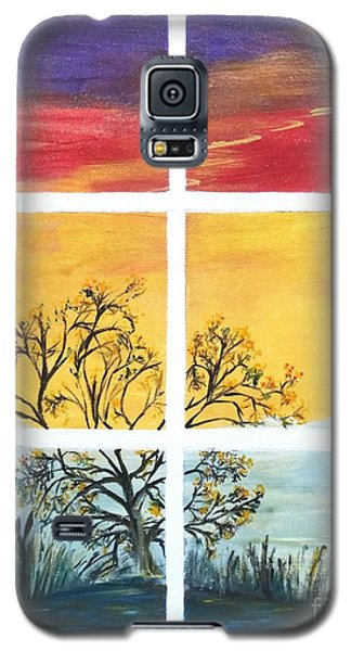 Tranquil View Galaxy S5 Case