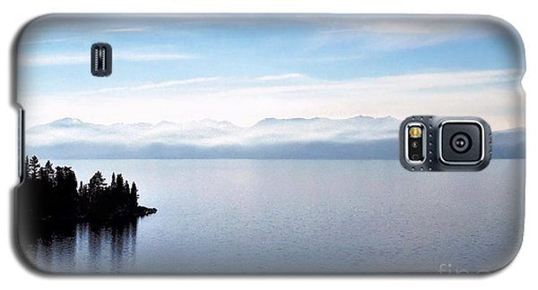 Tranquility - Lake Tahoe Galaxy S5 Case