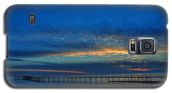 Sky Paint Galaxy S5 Case