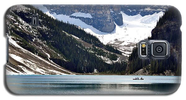 Galaxy S5 Case featuring the photograph Tranquility by Sandy Molinaro