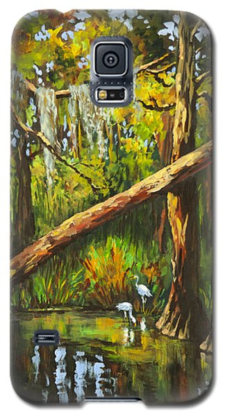Tranquillity Galaxy S5 Case by Dianne Parks
