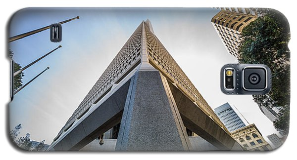 Transamerica Tower Galaxy S5 Case