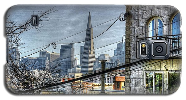 Transamerica View Galaxy S5 Case by Kevin Ashley
