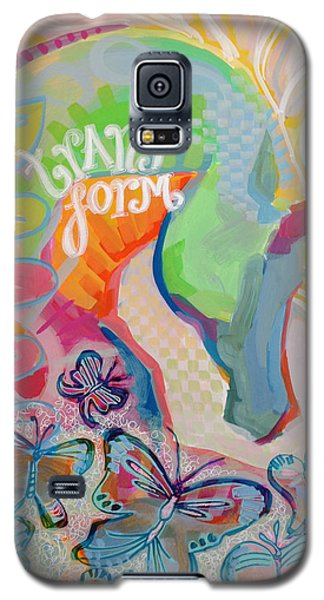 Transform Galaxy S5 Case by Kimberly Santini