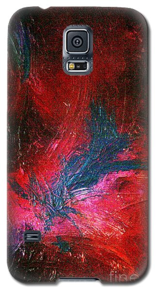 Galaxy S5 Case featuring the painting Transformation by Jacqueline McReynolds