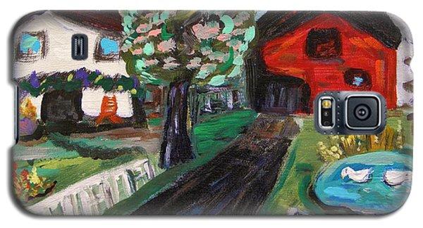 Transformation Galaxy S5 Case