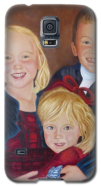 Transition Galaxy S5 Case by Sharon Schultz