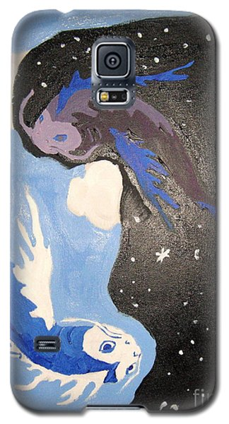 Transition Galaxy S5 Case by Wendy Coulson