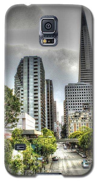 Transmerica Pyramid From The Embarcadero Galaxy S5 Case