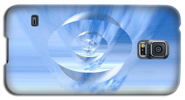 Transparency. Unique Art Collection Galaxy S5 Case