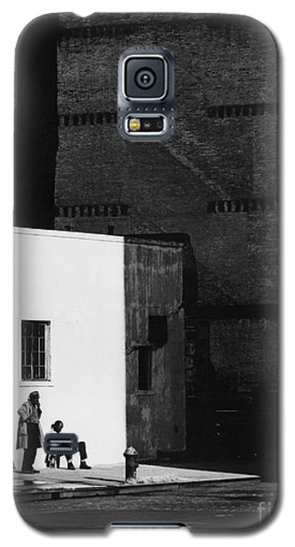 Trapped Galaxy S5 Case by Erik Falkensteen