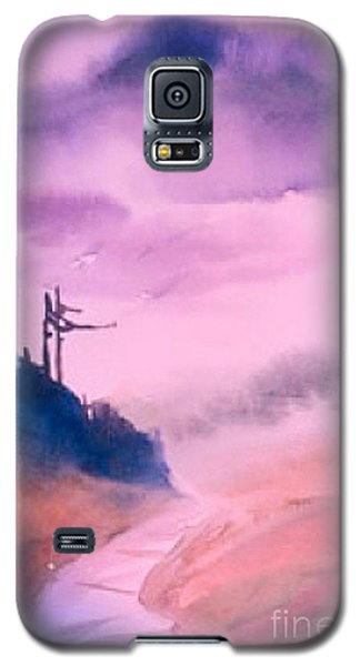 Traquility Galaxy S5 Case by Fereshteh Stoecklein
