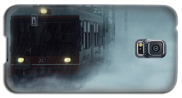 Traveling In The Snow... Galaxy S5 Case