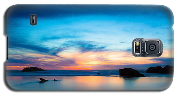 Traveling The Infinite Galaxy S5 Case