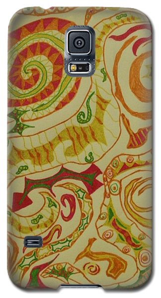 Traveling Galaxy S5 Case