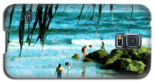 Treasures At The Jetty Galaxy S5 Case