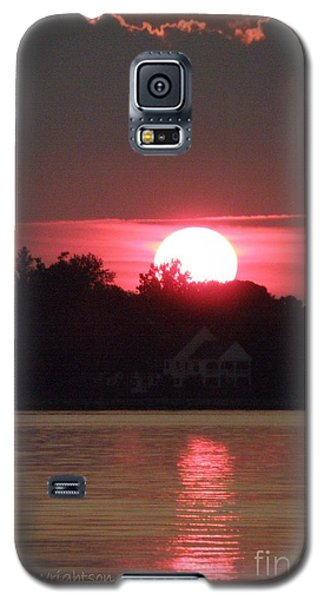 Tred Avon Sunset Galaxy S5 Case