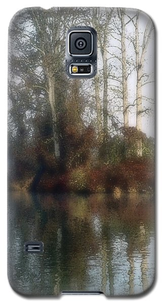 Tree And Reflection Galaxy S5 Case