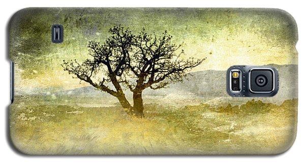 Tree At Dusk In Waikoloa 3 Galaxy S5 Case