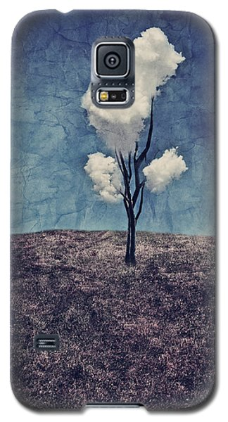 Tree Clouds 01d2 Galaxy S5 Case