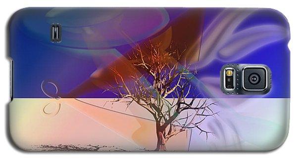 Tree Cut Galaxy S5 Case