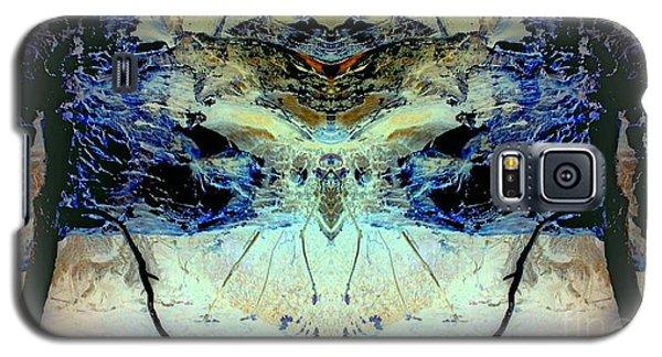 Tree Fairy1 Galaxy S5 Case by Karen Newell