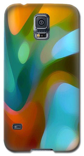 Tree Light 3 Galaxy S5 Case