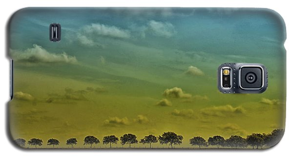 Tree Line Galaxy S5 Case