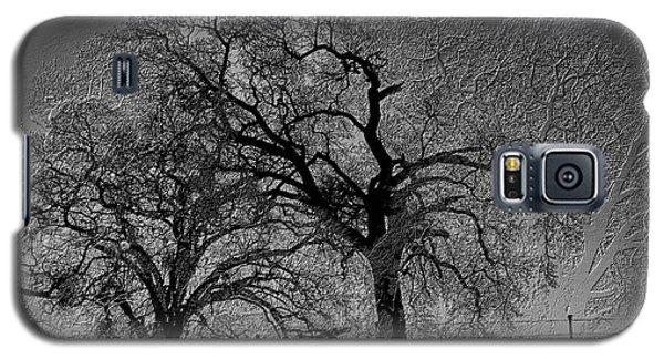 Tree Night II Galaxy S5 Case