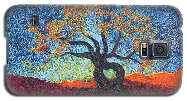 Tree Of Heart Galaxy S5 Case