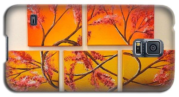 Tree Of Infinite Love Galaxy S5 Case