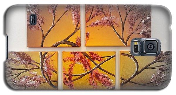 Tree Of Infinite Love Spotlighted Galaxy S5 Case by Darren Robinson