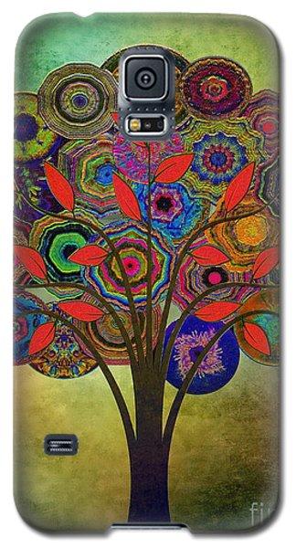 Tree Of Life 2. Version Galaxy S5 Case