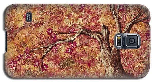 Tree Of Life Galaxy S5 Case by Darice Machel McGuire