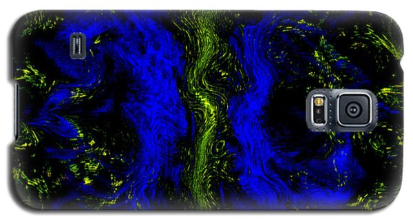 Galaxy S5 Case featuring the digital art Tree Of Life by Martina  Rathgens