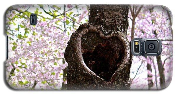 Tree Of Love Galaxy S5 Case