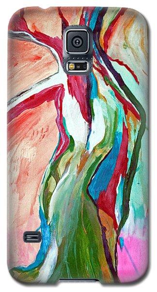 Tree Of War Pain Galaxy S5 Case