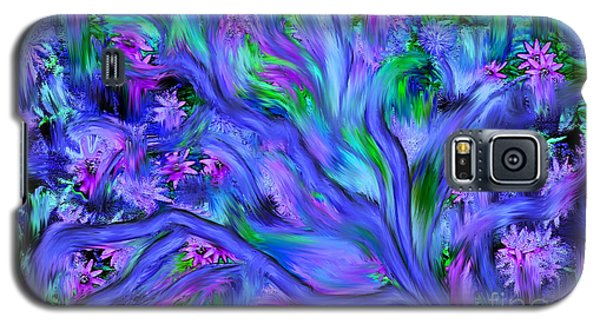 Tree Of Peace And Serenity Galaxy S5 Case