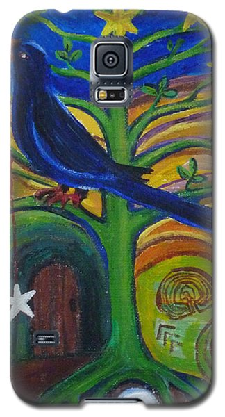 Tree Of Stars Galaxy S5 Case
