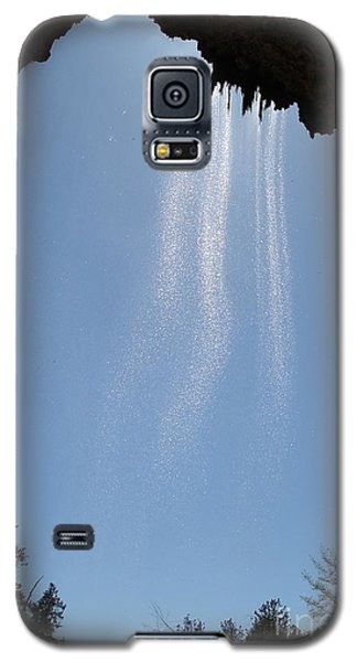 Galaxy S5 Case featuring the photograph Tree Root Run-off by Kerri Mortenson
