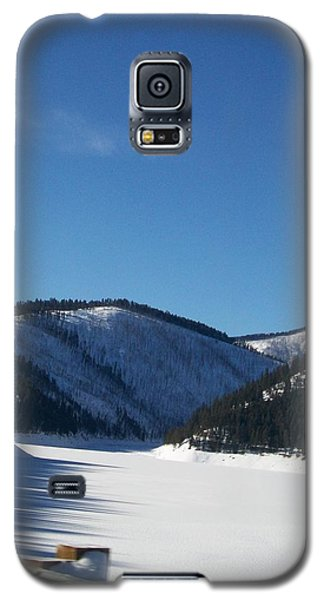 Galaxy S5 Case featuring the photograph Tree Shadows by Jewel Hengen
